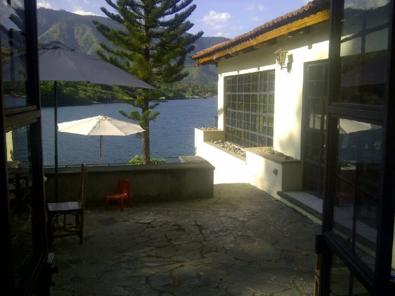 Casa Teopan terraza dos