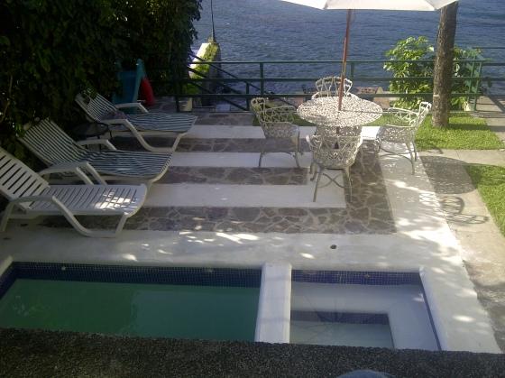Casa Teopan Terraza lago