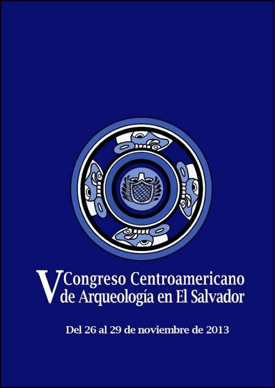 1 Programa V Congreso Centroamericano de Arqueologia en El Salvador